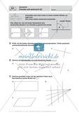 Geometrie: parallele und senkrechte Strecken Preview 2