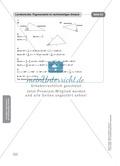 Aufgaben zur Trigonometrie: Verhältnisse im rechtwinkligen Dreieck Preview 16