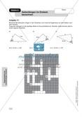 Aufgaben zur Trigonometrie: Verhältnisse im rechtwinkligen Dreieck Preview 5