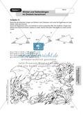 Aufgaben zur Trigonometrie: Verhältnisse im rechtwinkligen Dreieck Preview 6