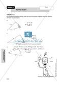 Aufgaben zur Trigonometrie: Verhältnisse im rechtwinkligen Dreieck Preview 9