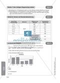 Statistik: Zentralwert (Median), Tabellen und Diagramme Preview 5