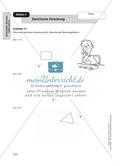 Mathematik, Geometrie, Größen & Messen, Strecken, maßstab