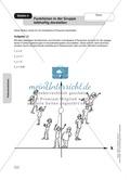 Verläufe von Potenzfunktionen darstellen (praktische Aufgaben) Preview 2