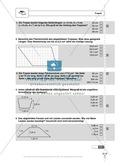 Flächeninhalt und Umfang von Trapezen, Drachen und Dreiecken. Enthält Schnelltest und Lösungen. Preview 3