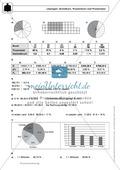 Prozentrechnung: Grundlagen und Dreisatz - Infotexte + Aufgaben + Lösungen Preview 5