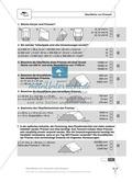 Die Oberfläche und das Volumen von Prismen - Aufgaben mit Selbstkontrolle Preview 1