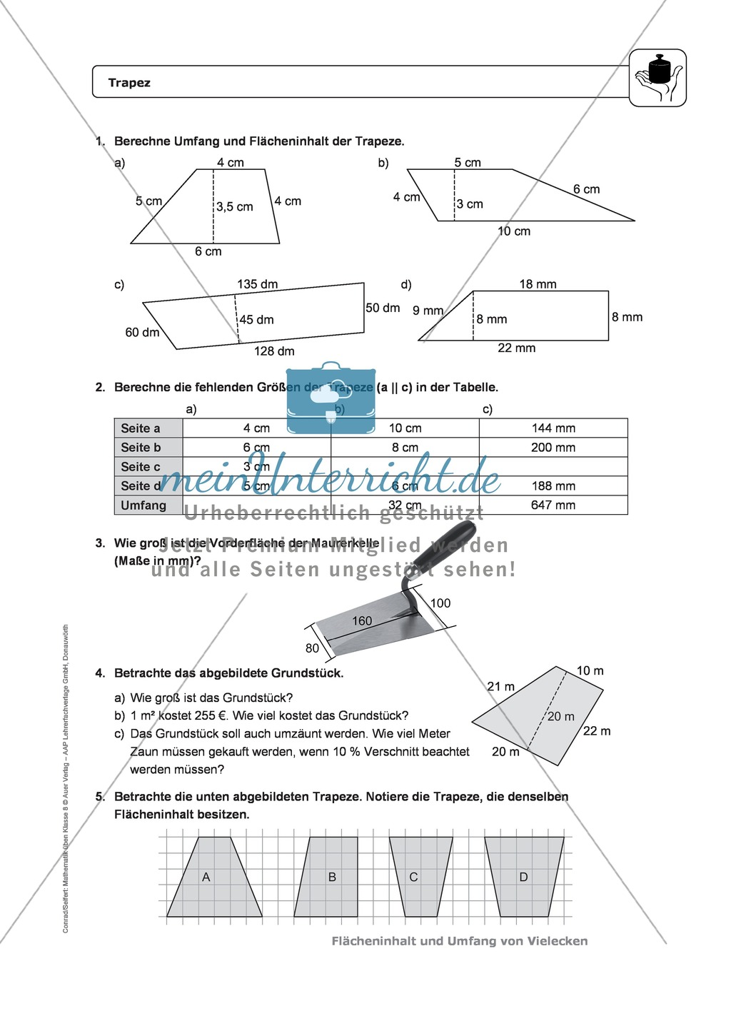 arbeitsblatt vorschule 187 arbeitsblatt fl228chenberechnung