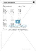 Einführung in lineare Gleichungen Preview 4