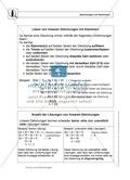 Lösen von linearen Gleichungen mit Klammern Preview 1