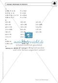 Lösen von linearen Gleichungen mit Klammern Preview 4