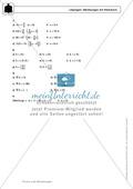Lösen von linearen Gleichungen mit Klammern Preview 5