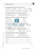 Die binomischen Formeln Preview 2