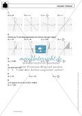 Funktionen: Eigenschaften und Steigung von proportionalen Funktionen - Infotexte + Aufgaben + Lösungen Preview 10