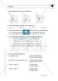 Funktionen: Eigenschaften und Steigung von proportionalen Funktionen - Infotexte + Aufgaben + Lösungen Preview 5