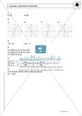 Funktionen: Eigenschaften und Steigung von proportionalen Funktionen - Infotexte + Aufgaben + Lösungen Preview 7
