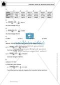 Zinsrechnung: Monatszinsen und Tageszinsen - Infotext + Beispiele + differenzierte Aufgaben + Lösungen Preview 10