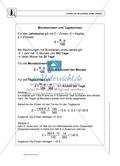 Zinsrechnung: Monatszinsen und Tageszinsen - Infotext + Beispiele + differenzierte Aufgaben + Lösungen Thumbnail 0
