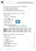 Zinsrechnung: Monatszinsen und Tageszinsen - Infotext + Beispiele + differenzierte Aufgaben + Lösungen Thumbnail 7
