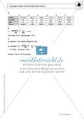 Zinsrechnung: Monatszinsen und Tageszinsen - Infotext + Beispiele + differenzierte Aufgaben + Lösungen Thumbnail 8
