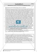 Mittelalterliche Turniere: Ein stummes Schreibgespräch führen. Lernstation Preview 2