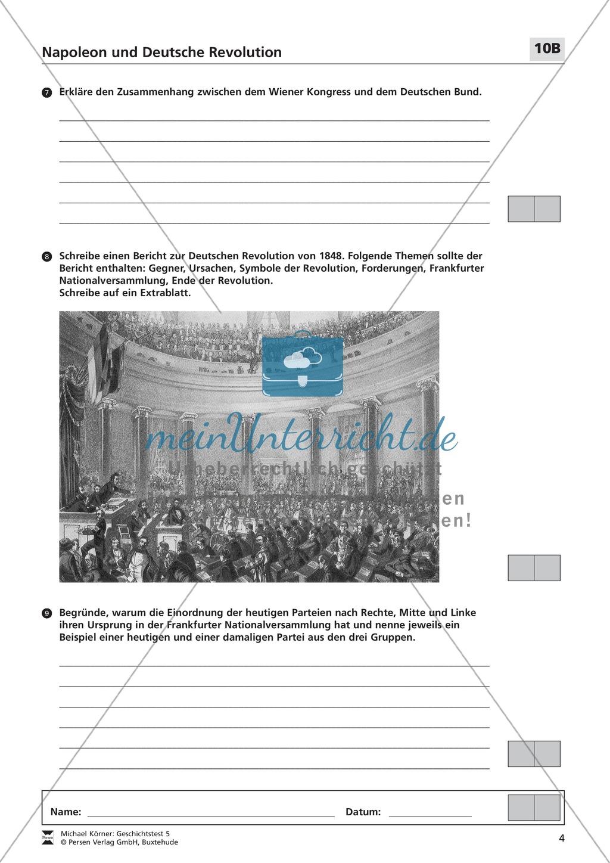 Napoleon und die deutsche Revolution - LEK Preview 3