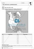 Erdkunde, Länderkunde, Kontinente, Amerika, länderkunde, kartenkompetenz
