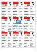 Der Kontinent Amerika: Basisdaten der Länder Preview 2