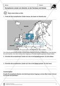 Der Kontinent Europa: Länder + Flaggen Preview 2