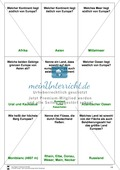 Die Welt und seine Kontinente - Ein Fragespiel Preview 14