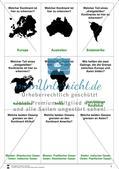 Die Welt und seine Kontinente - Ein Fragespiel Preview 2