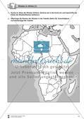 Das Klima in Afrika: Wüsten + Desertifikation Preview 4