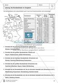 Die 16 Bundesländer: Basisdaten + Landeswappen + Nachbarländer Preview 10