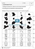 Die 16 Bundesländer: Basisdaten + Landeswappen + Nachbarländer Preview 4
