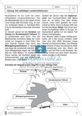 Arbeit mit Atlanten: Landschaftsformen, Flüsse und Gebirge in Deutschland Thumbnail 9