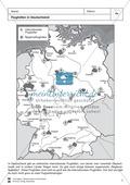 Verkehrswege in Deutschland: Autobahnen + Flughäfen - Räumliche Ausdehnung + Verteilung Preview 3