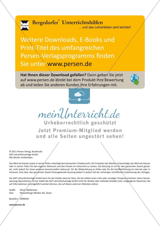 Verkehrswege in Deutschland: Autobahnen + Flughäfen - Räumliche Ausdehnung + Verteilung Preview 0