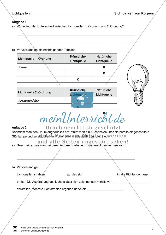 Einführung zum Thema Licht Preview 2