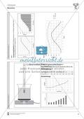 Wärmelehre: Unterrichtsentwurf zur Temperaturmessung: Protokollvorlagen + Aufgaben + Lösungen Preview 3