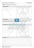 Optik: Vorlage für Versuchsprotokolle - Farbaddition und Brechung an Prismen Preview 1