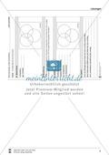 Optik: Vorlage für Versuchsprotokolle - Farbaddition und Brechung an Prismen Preview 3