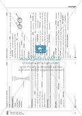 Optik - Bilderzeugung bei der Streulinse: Vorlage für Versuchsprotokoll + Aufgaben + Lösungen Preview 3