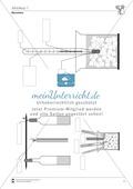 Wärmelehre: Mindmap über Wärmelehre und Versuchsaufbaubeschreibungen mit Lösungen Preview 1