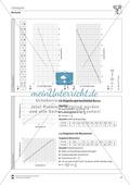 Mechanik: Das Hookesche Gesetz - Kräfte in x/y-Diagrammen. Mit Aufgaben und Lösungen. Preview 3