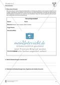 Elektrizitätslehre: Vorlage für ein Versuchsprotokoll zur Parallel- und Reihenschaltung von Lampen mit Lösungen Preview 2