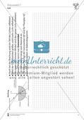 Optik: Grenzwinkel - Der Übergang zwischen Brechung und Reflexion - Aufgaben + Lösungen Preview 1