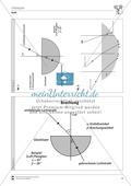 Optik: Lichtbrechung an Glas und Wasser. Mit Aufgaben und Lösungen Preview 3