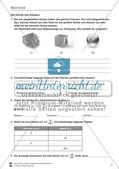Mechanik: Volumen, Masse und Dichte eines Körpers, Archimedisches Prinzip. Mit Infotext, Aufgaben und Lösungen. Preview 5