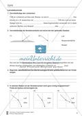Optik - Test / Lernzielkontrolle zur Lichtbrechung und Linsen + Lösungen Preview 1