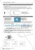 Optik: Reflexion und ebene, konkave und konvexe Spiegel. Mit  Aufgaben und Lösungen. Preview 6
